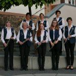 Register Klarinetten und Flöten