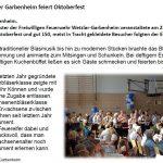 Newsletter Feuerwehrverband 4/16